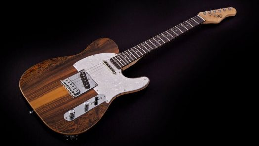 Michael Kelly Guitars Introduce CC50 Fralin Guitar