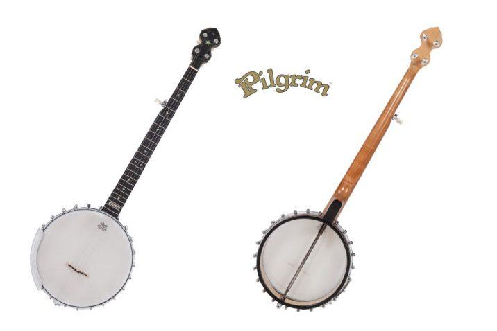 Pilgrim Morning Star banjo