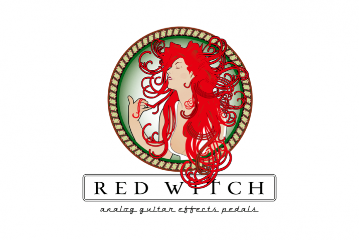 Red Witch Guitar and Bass floor effects Professional Development Program
