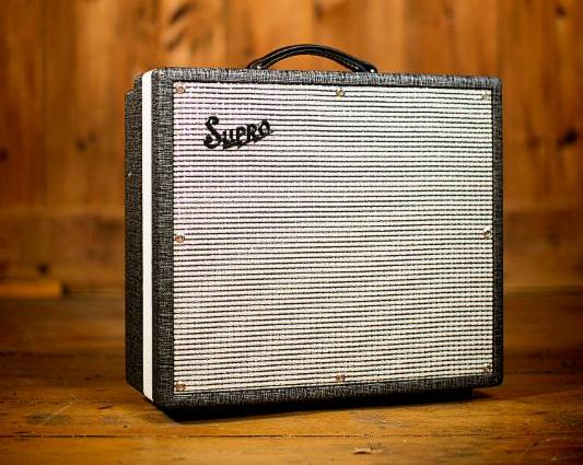 Supro 1695T Black Magick Amplifier