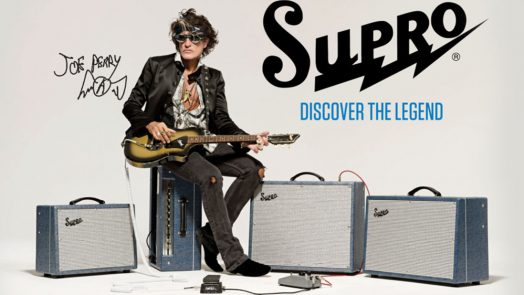 Supro amplification launch new website