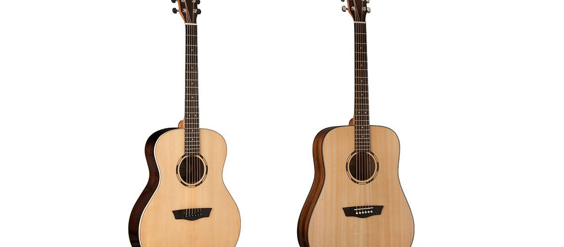 Washburn Woodline Series Acoustic Guitars