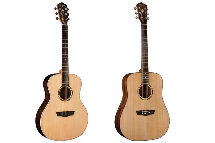 Washburn Woodline Series Acoustic Guitars
