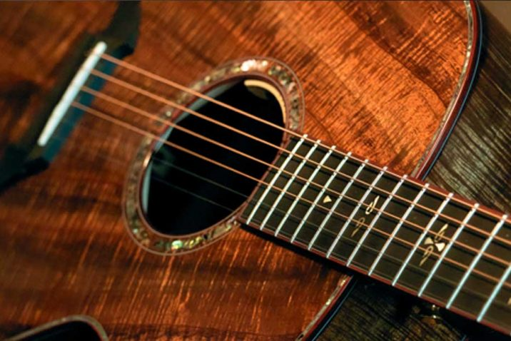 Breedlove Gives Away Exotic King Koa