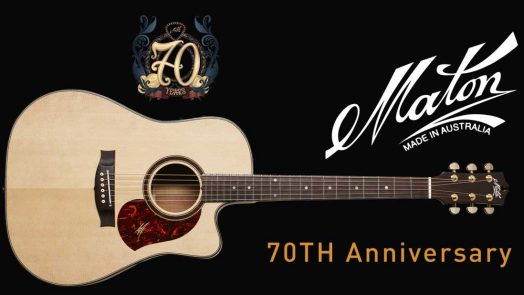 Maton 70th Anniversary Series