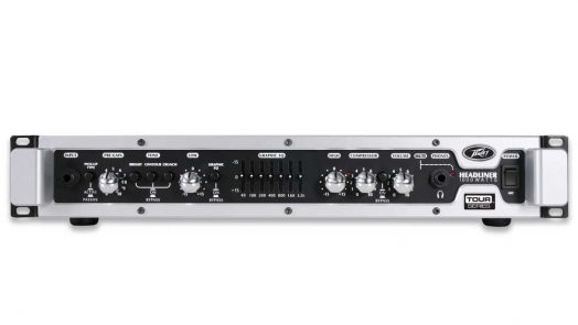 Peavey Headliner 1000 Bass Amplifier Head