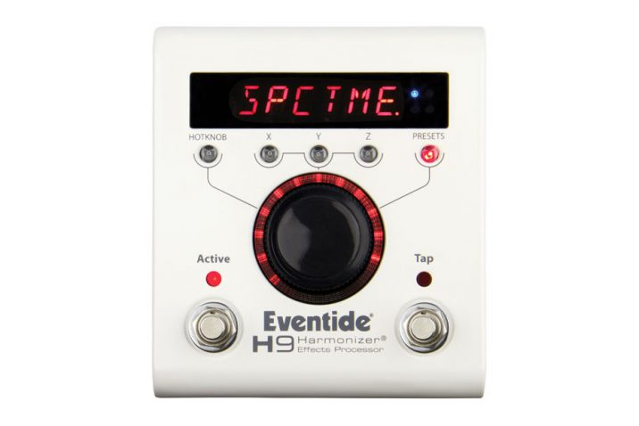SpaceTime for Eventide H9