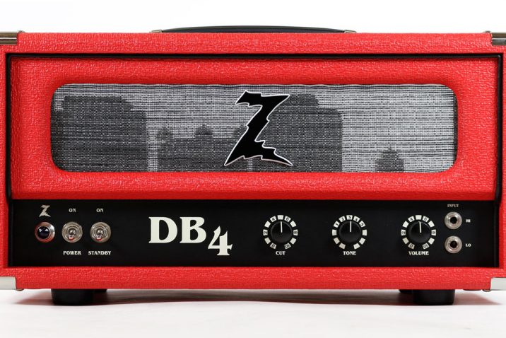 Dr. Z releases DB4 in collaboration with Brad Paisley