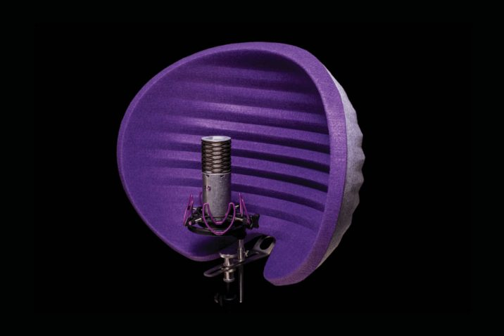 HALO reflection filter by Aston Microphones