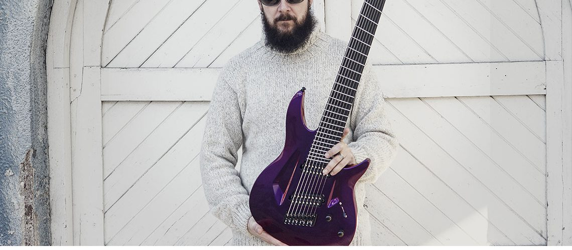 Aristides Instruments Collaborates with Guitarist Ihsahn