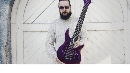 Aristides Instruments Collaborates with Guitarist Ihsahn