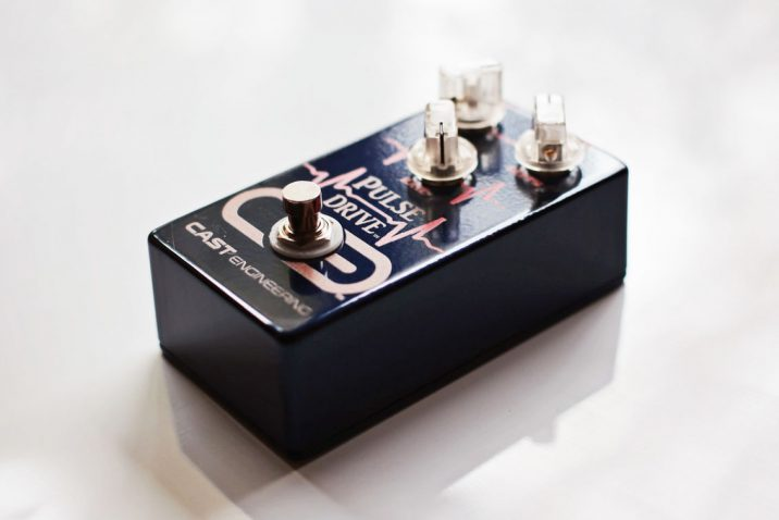 CAST Engineering releases the Pulse Drive pedal