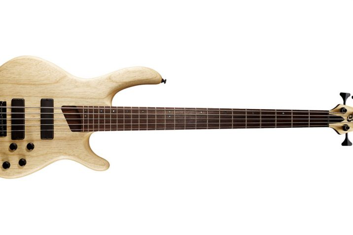 Cort Guitars Releases Updated B5 Plus AS Bass Guitar