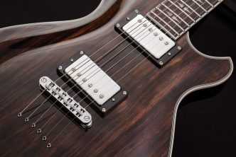 Michael Kelly Patriot Striped Ebony Custom Collection