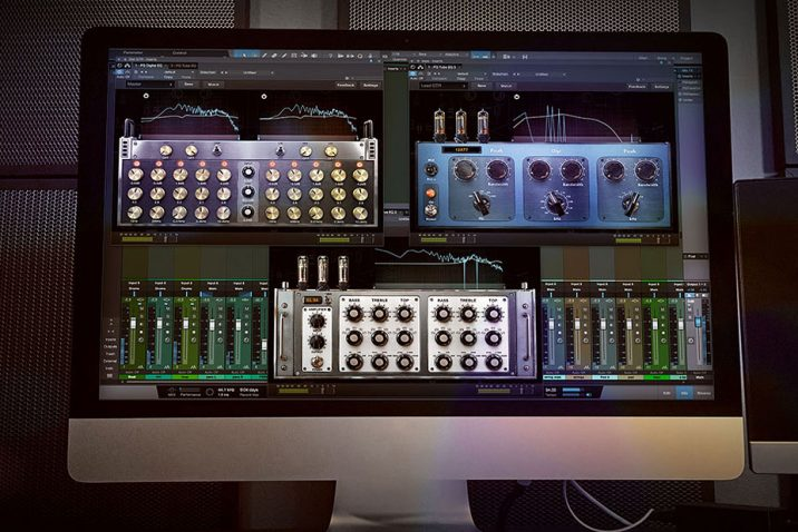 Positive Grid Launches Pro Series EQ
