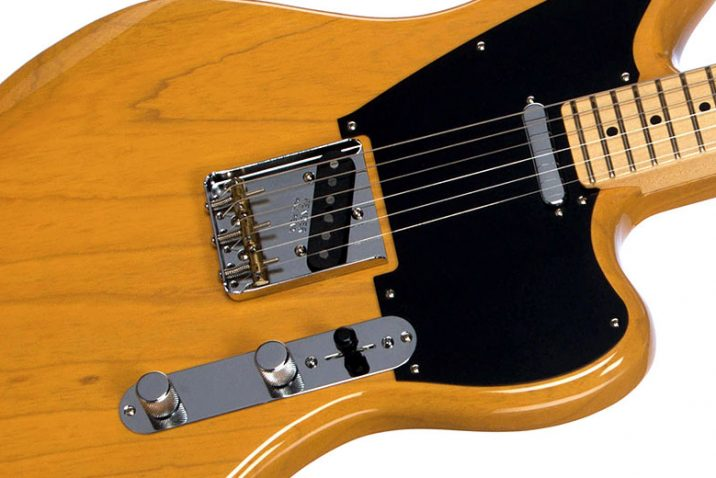 Fender Limited Edition American Standard Offset Telecaster