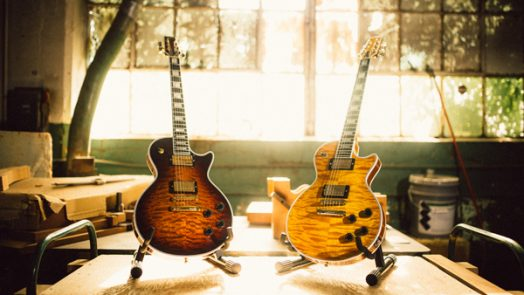 Heritage Guitar H-157W