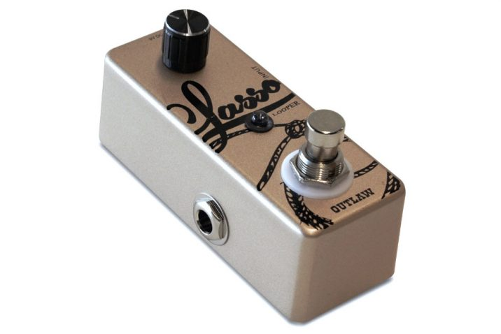 Outlaw Effects Launches Lasso Looper