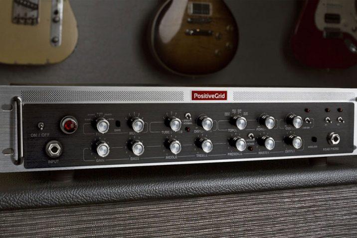 Positive Grid Announces BIAS Rack Amplifier