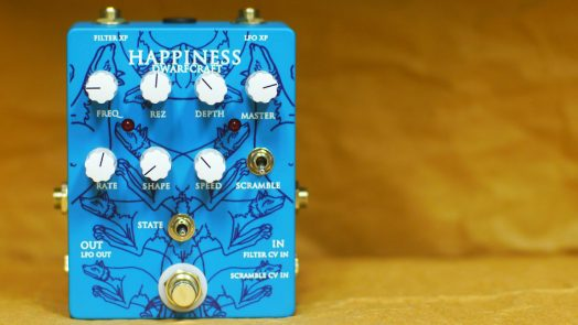 Dwarfcraft Happiness Multi-Mode Filter And LFO