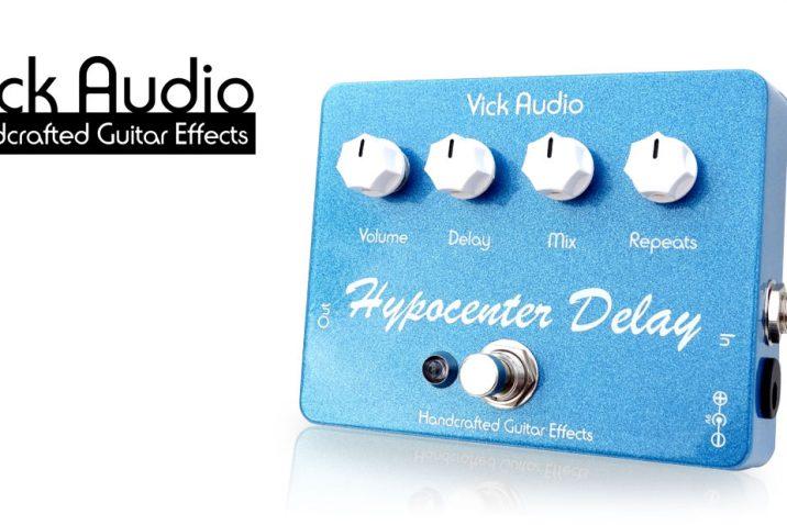 Vick Audio Hypocenter Delay