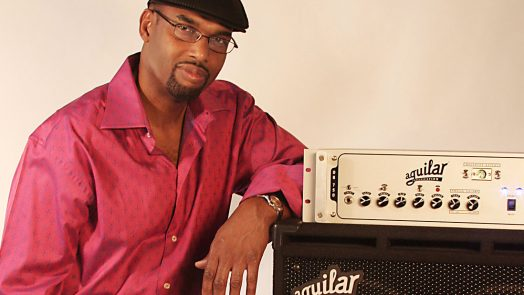 Aguilar Amplification announces a clinic with bassist Gerald Veasley