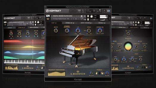 C. Bechstein Digital Grand software Instrument