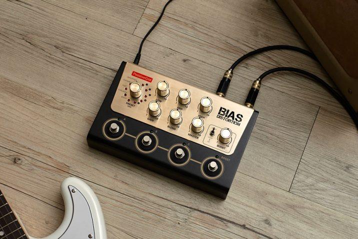 BIAS Distortion Tone Match Distortion Pedal