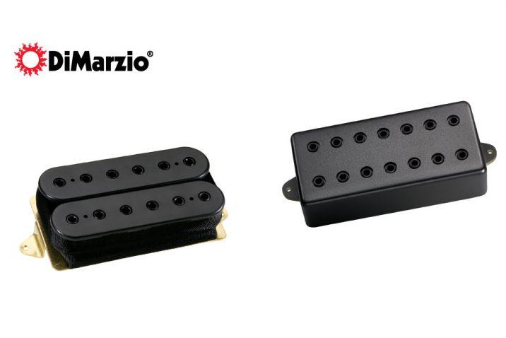 DiMarzio releases Imperium 6™ & Imperium 7™ Pickups