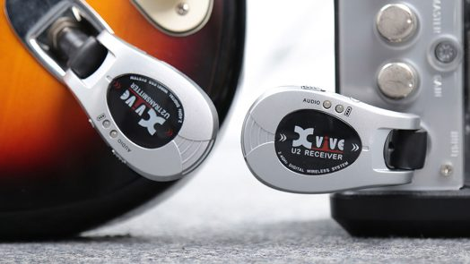Xvive Audio U2 wireless system