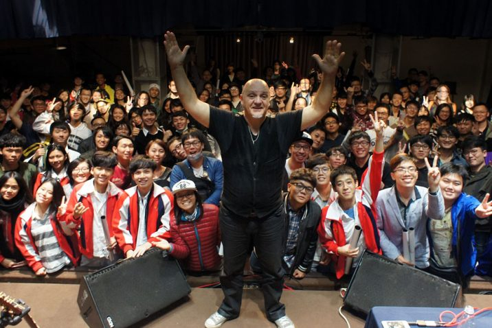 Frank Gambale and Cort Guitars Conclude Clinic Tour in Asia