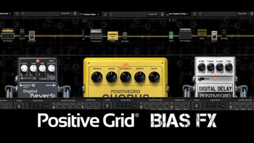 Free BIAS FX LE for Focusrite customers