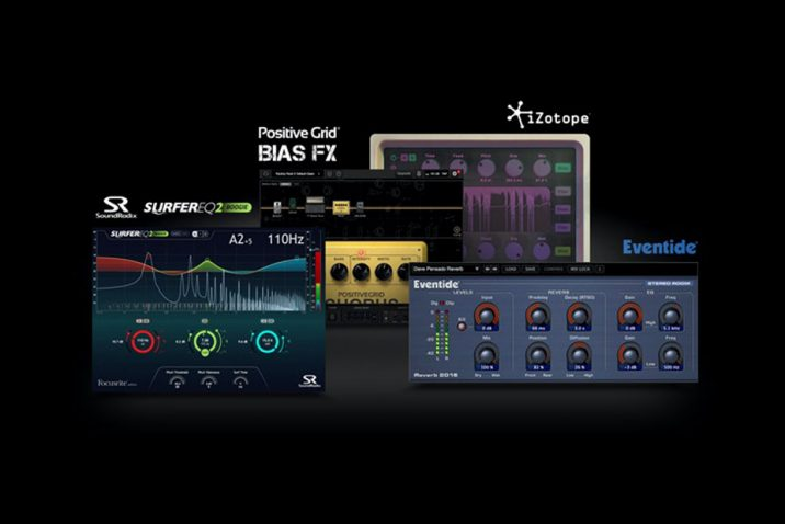 Focusrite Plug-in Collective reactivates four free offers