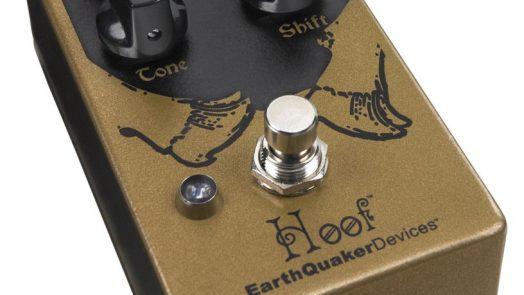 EarthQuaker Devices Hoof V2