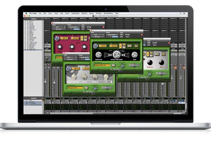 Line 6 Introduces Echo Farm 3.0 64-Bit AAX Native Plug-In