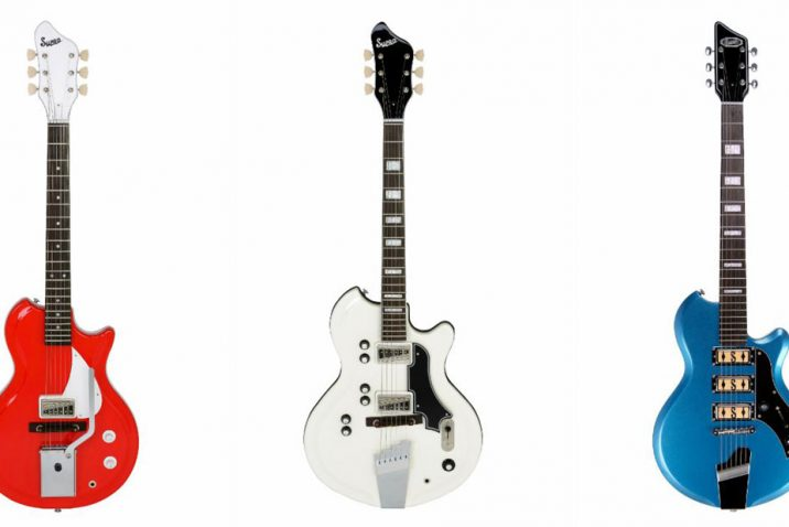 Supro launches historic reso-glass guitar reissues and updated solidbody guitars at Winter NAMM 2017