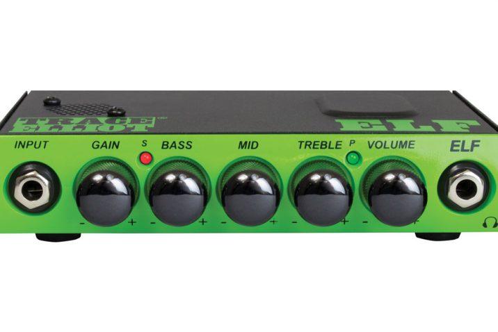 Trace Elliot ELF Bass Amplifier
