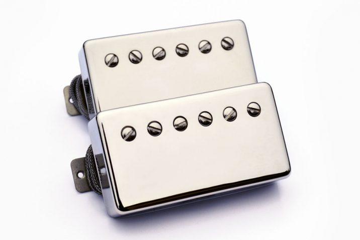 Tyson Tone Lab's 'Precious and Grace' Pickups Reproduce the Legendary '59 PAF Tone