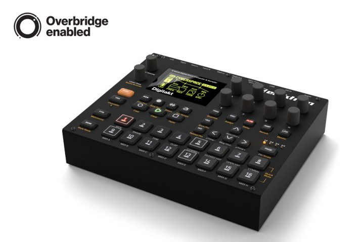 Elektron announces Digitakt pre-ordering