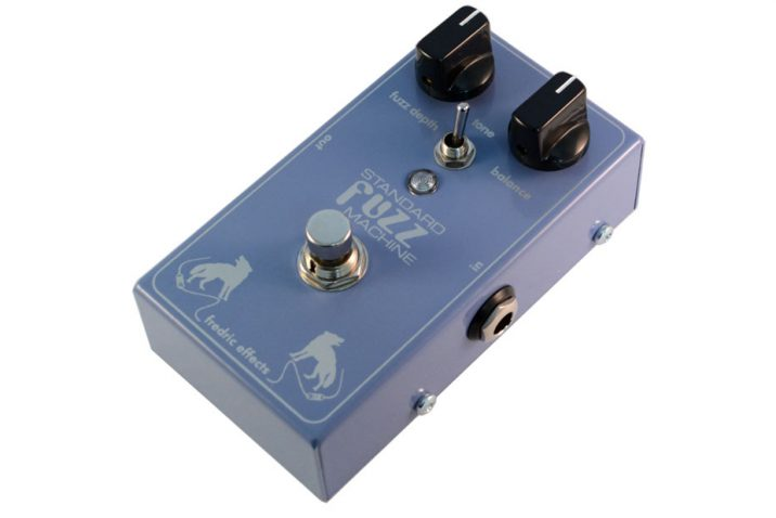 Fredric Effects Standard Fuzz Machine