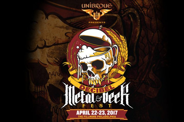 Peavey® on Tap as Sponsor of First Annual Decibel Metal & Beer Fest in Philly