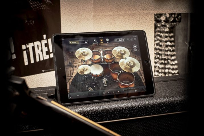 Positive Grid Releases X Drummer for iPad - The World's First AI Drum App