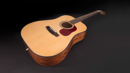 Cort Guitars Sets New Gold Standard in Tone