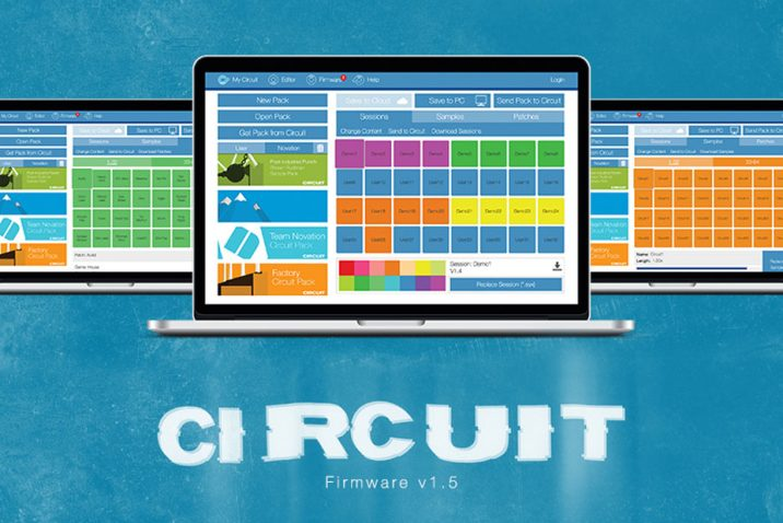 The new version of Circuit firmware is here