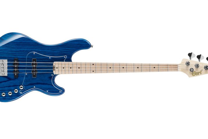 Cort Doubles Down on Jazz Pickups in Latest GB7 Electric Bass