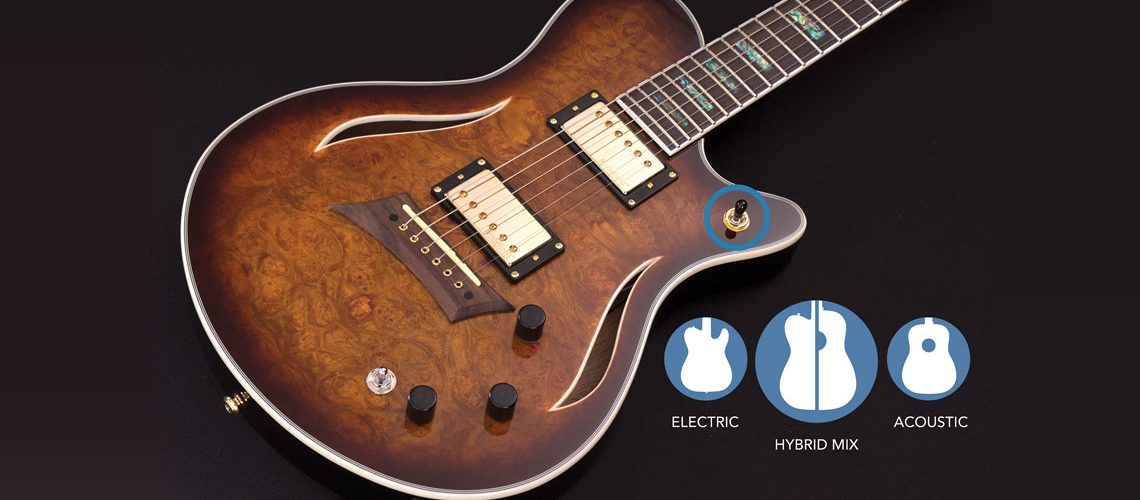 Michael Kelly Guitars Marks 10th Anniversary of Hybrid Special With Limited Edition