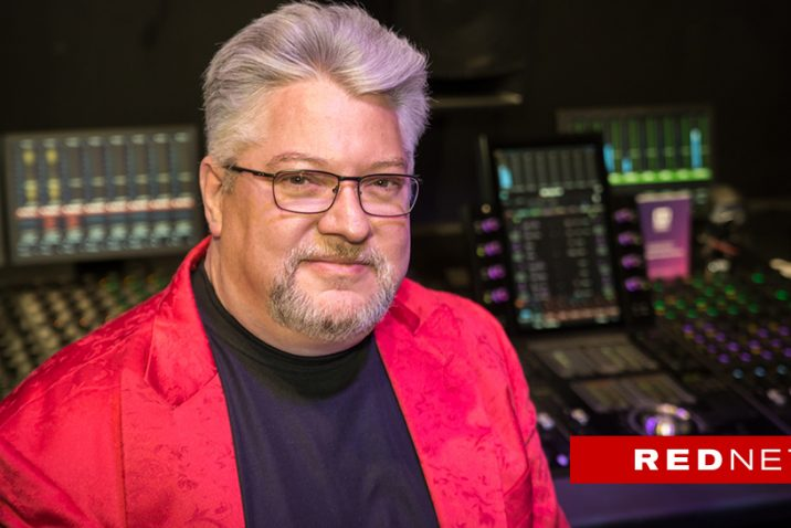 Focusrite Red and RedNet Interfaces Allow Sophisticated Workflows for Gil Gowing's New Venture