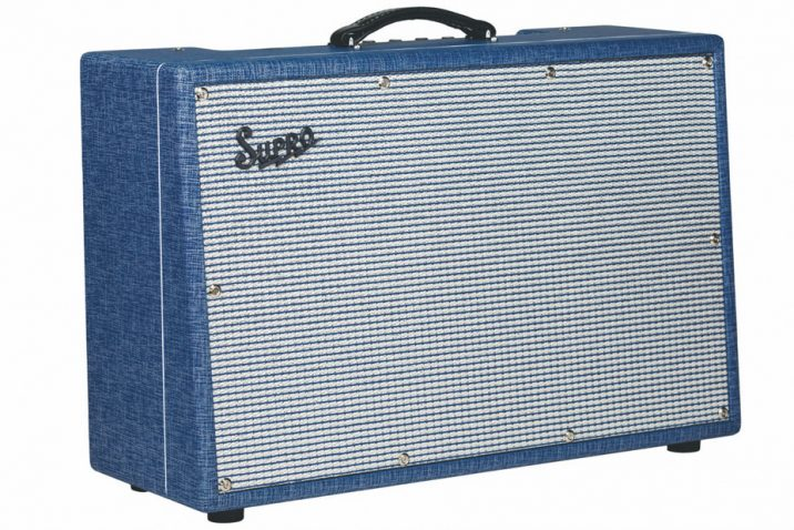 Supro release Neptune Reverb amplifier