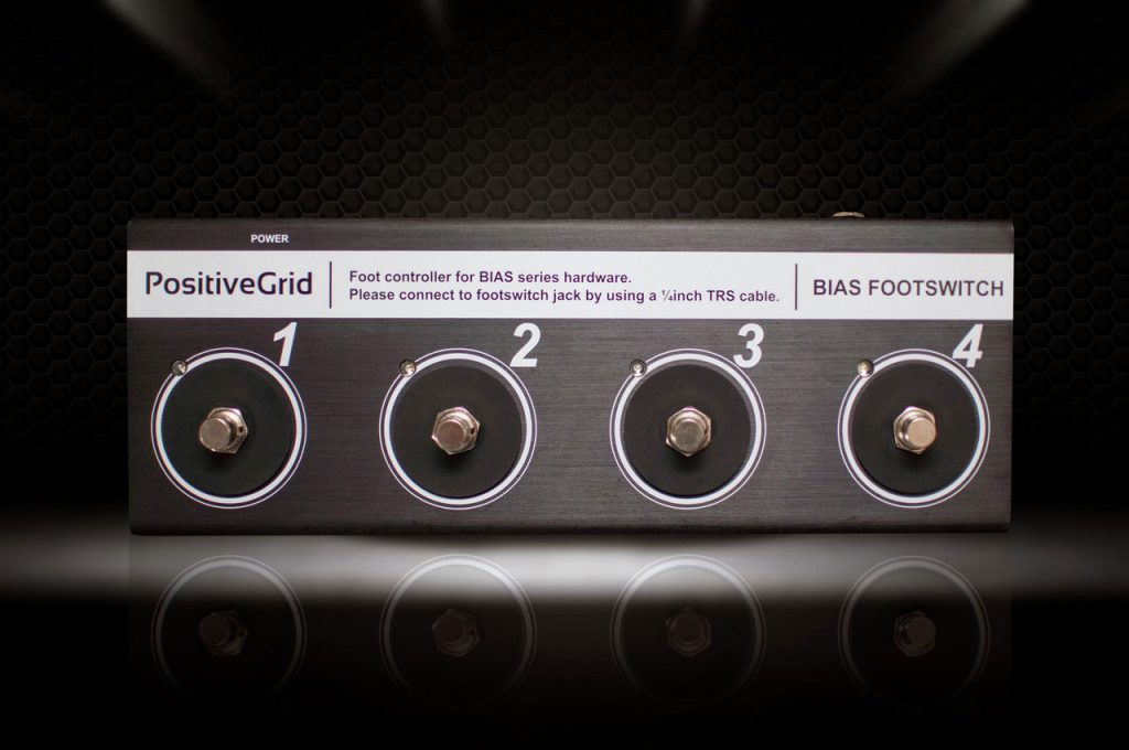 Positive Grid Announces Bias Mini Amplifier Twin Pedals