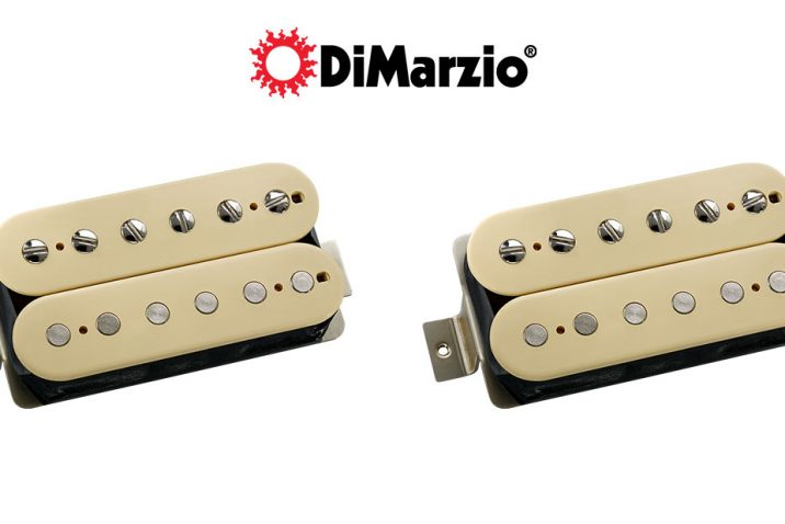 DiMarzio releases PAF® 59 Neck & Bridge Pickups